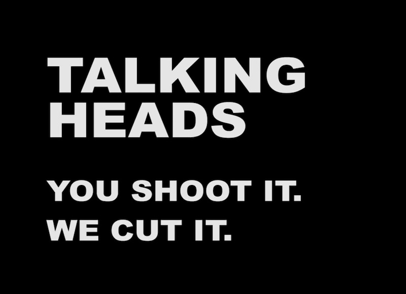 "TALKING HEADS – ""LET'S TALK ABOUT…."""