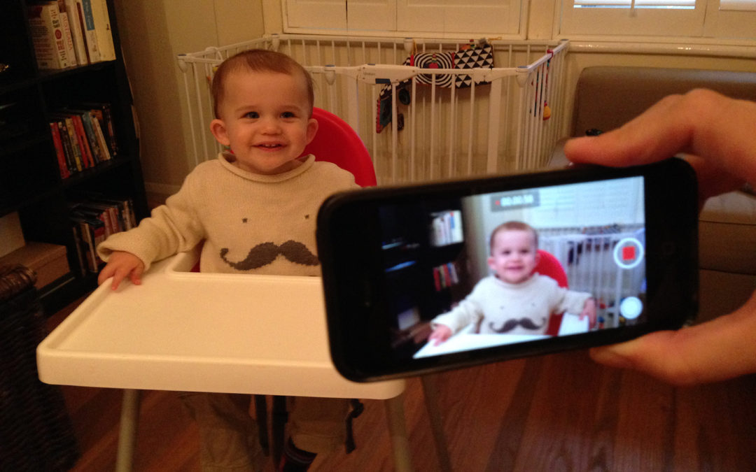 Top tips for filming with your smart phone