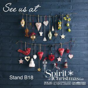 See us at Spirit of Christmas 2019